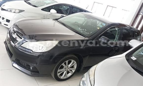 Buy Used Subaru Legacy Black Car in Mombasa in Coastal Kenya