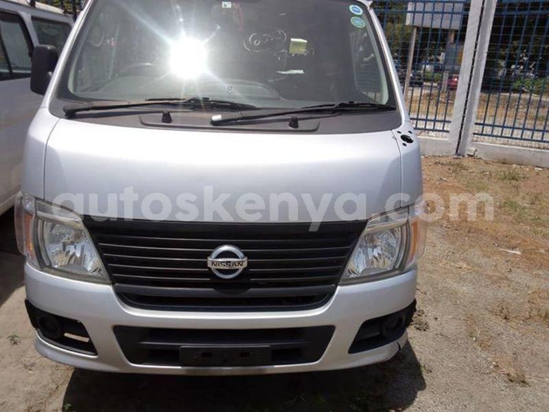 Buy Used Nissan Caravan White Car In Mombasa In Coastal Kenya Autoskenya