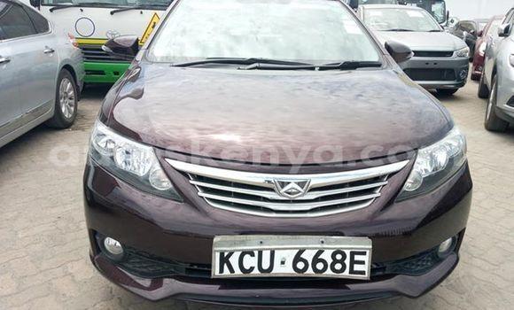 Buy Used Toyota Allion Brown Car in Mombasa in Coastal Kenya