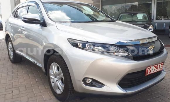 Buy Used Toyota Harrier Silver Car in Mombasa in Coastal Kenya