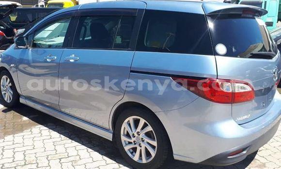 Buy Used Mazda Mazda Premacy Silver Car in Mombasa in Coastal Kenya