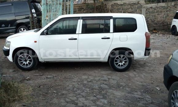 Buy Used Toyota Probox White Car in Kiserian in Nairobi