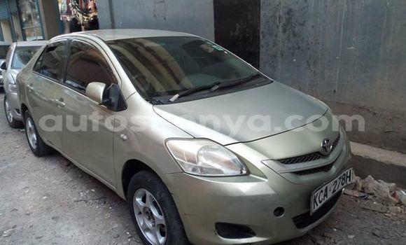 Buy Used Toyota Belta Other Car in Nairobi in Nairobi