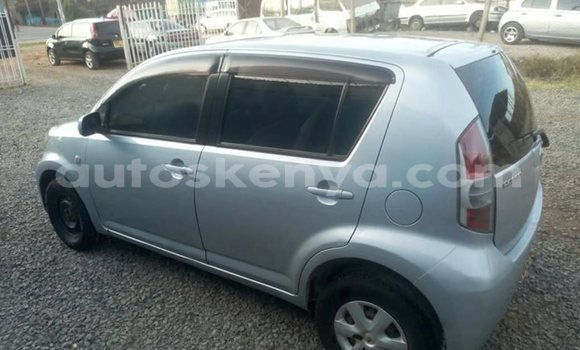 Buy Used Toyota Passo Silver Car in Nairobi in Nairobi