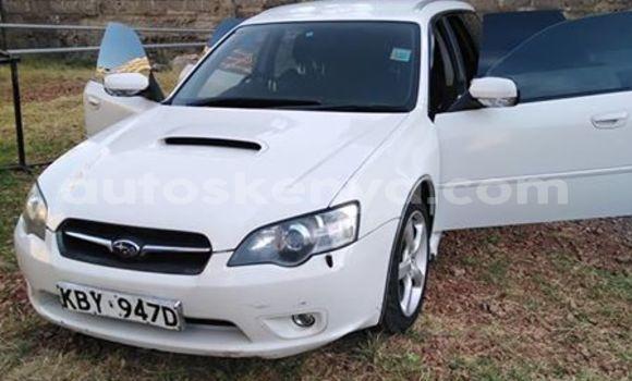 Buy Used Subaru Legacy White Car in Nairobi in Nairobi