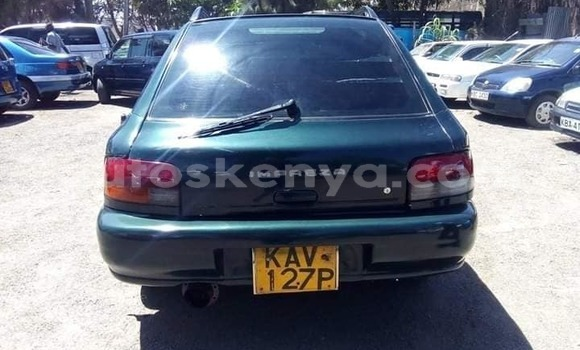 Buy Used Subaru Impreza Green Car in Nairobi in Nairobi
