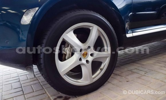 Buy Import Porsche Cayenne Green Car in Import - Dubai in Central Kenya