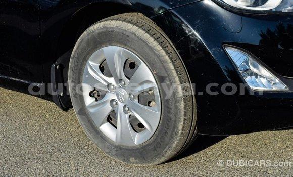 Buy Import Hyundai Elantra Black Car in Import - Dubai in Central Kenya