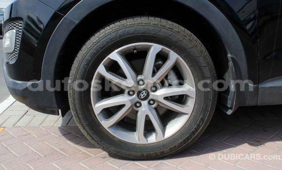 Imported Hyundai Santa Fe Black Makiinaa iti Import - Dubai keessatti Central Kenya keessatti