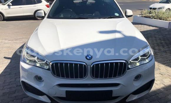 Buy Used BMW X6 White Car in Nairobi in Nairobi