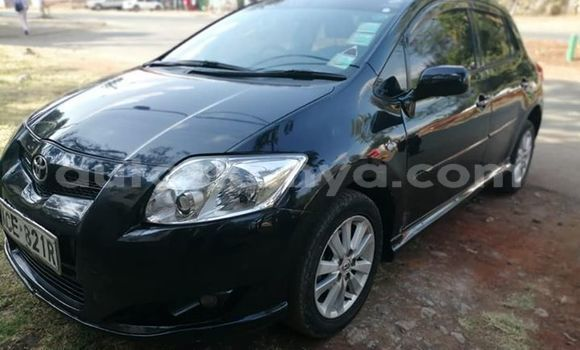 Buy Used Toyota Auris Black Car in Nairobi in Nairobi