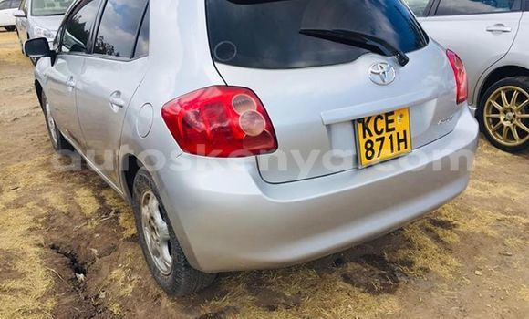 Buy Used Toyota Auris Silver Car in Nairobi in Nairobi
