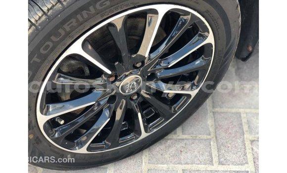 Imported Hyundai Elantra Black Makiinaa iti Import - Dubai keessatti Central Kenya keessatti