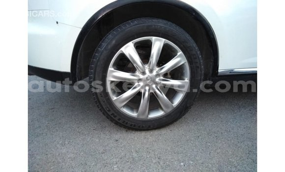 Buy Import Infiniti FX White Car in Import - Dubai in Central Kenya