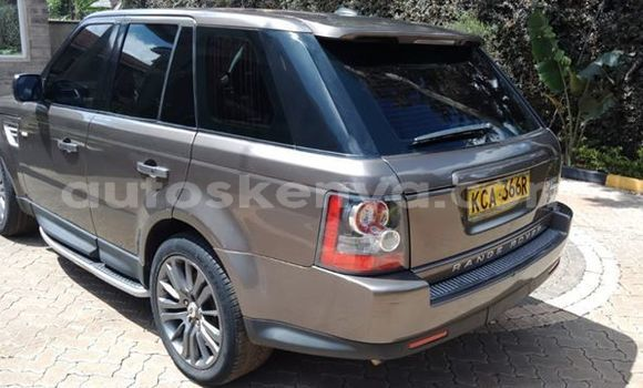 Buy Used Land Rover Range Rover Sport Other Car in Nairobi in Nairobi