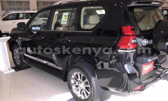 Buy Import Toyota Prado Black Car in Import - Dubai in Central Kenya