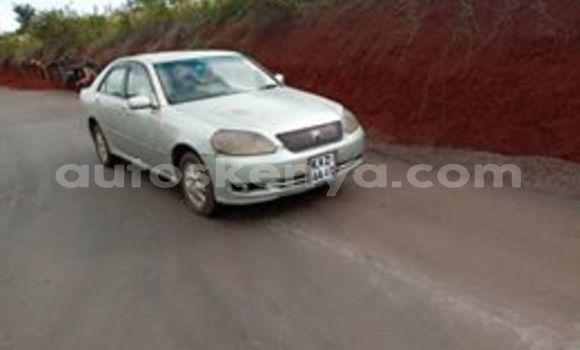 Buy Used Toyota Mark II Silver Car in Kiambu in Central Kenya