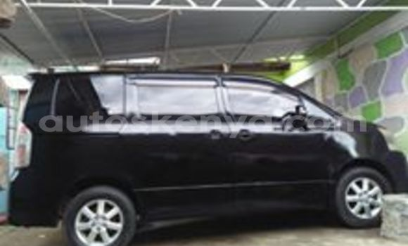 Buy Used Toyota Noah Black Car in Gilgil in Central