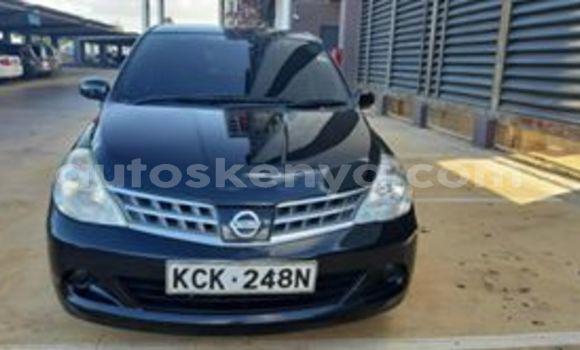 Buy Used Nissan tiida Black Car in Nairobi in Nairobi