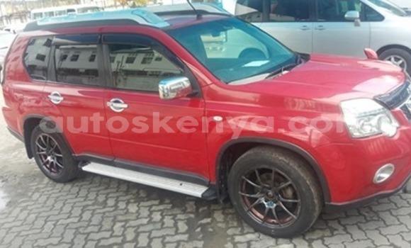 Buy Used Nissan X–Trail Red Car in Mombasa in Coastal Kenya