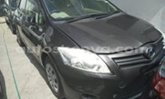 Buy Used Toyota Auris Black Car in Mombasa in Coastal Kenya