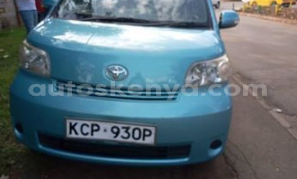 Buy Used Toyota Porte Blue Car in Nairobi in Nairobi