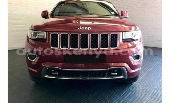 newest 23360 7bd48 Buy Used Jeep Grand Cherokee Red Car in Nairobi in Nairobi