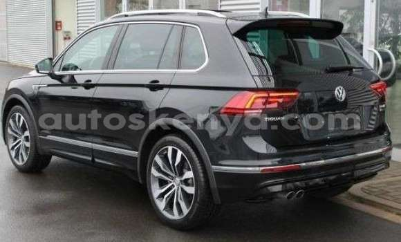 Buy Used Volkswagen Tiguan Black Car in Nairobi in Nairobi
