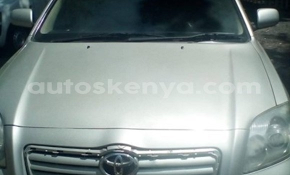 Buy Used Toyota Avensis Silver Car in Kiambu in Central Kenya