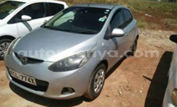 Buy Used Mazda Demio Silver Car in Nairobi in Nairobi