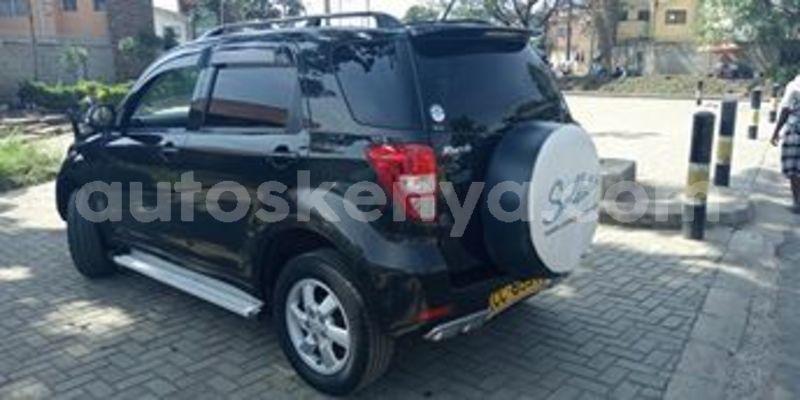Buy Used Toyota Rush Black Car in Nairobi in Nairobi - AutosKenya