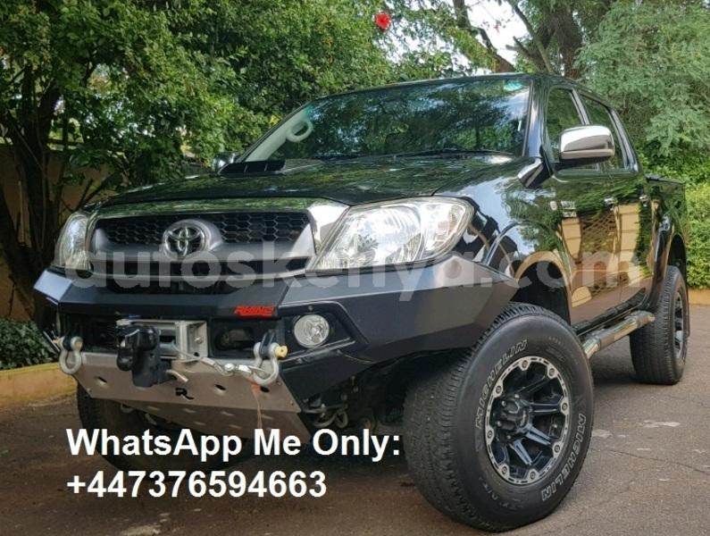 Big with watermark toyota hilux nairobi nairobi 7087