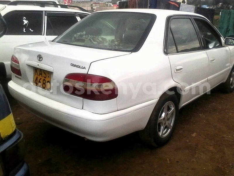 Big with watermark toyota corolla nairobi nairobi 7148
