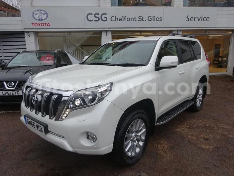 Big with watermark toyota land cruiser prado nairobi nairobi 7252