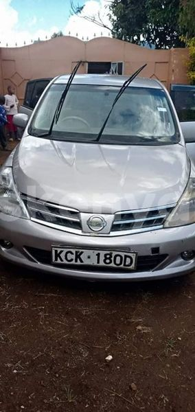 Big with watermark nissan tiida nairobi nairobi 7409