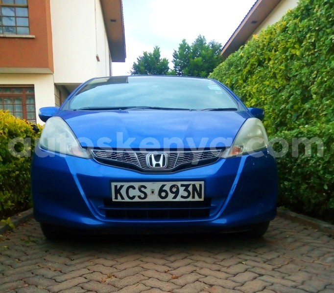 Big with watermark honda fit nairobi nairobi 7477