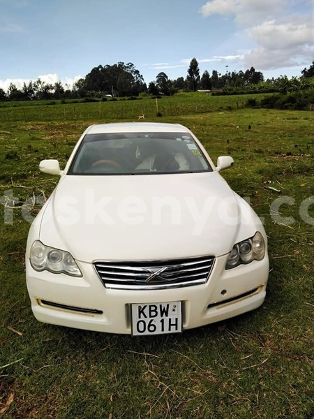 Big with watermark toyota mark x nairobi nairobi 7571