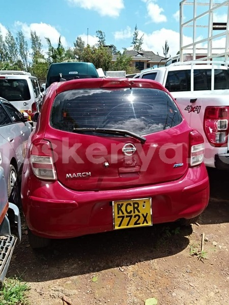 Big with watermark nissan march nairobi nairobi 7574