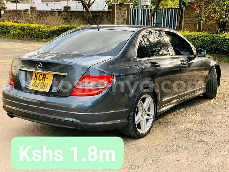 Big with watermark mercedes benz c class nairobi nairobi 7578