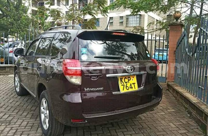 Big with watermark toyota vanguard central kenya thika 7592