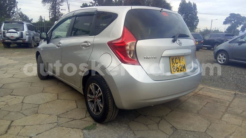 Big with watermark nissan note nairobi thika 7613