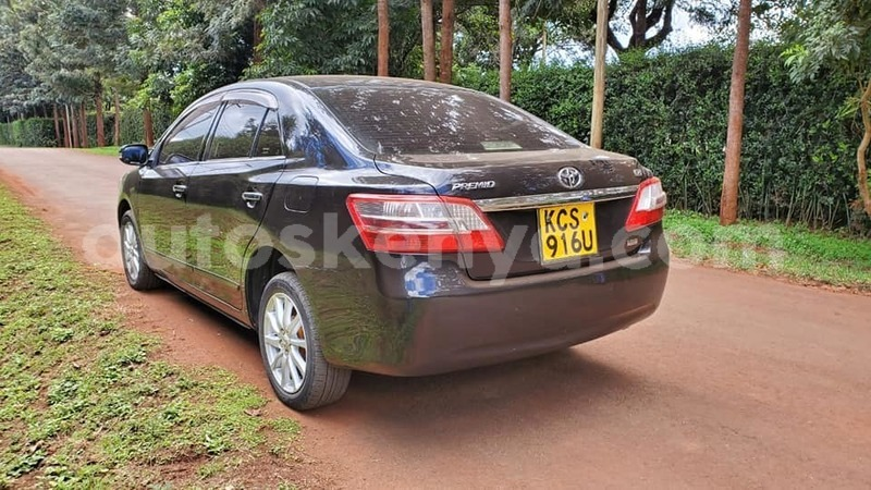Big with watermark toyota premio nairobi nairobi 7630