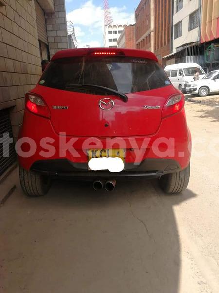 Big with watermark mazda demio nairobi nairobi 7641