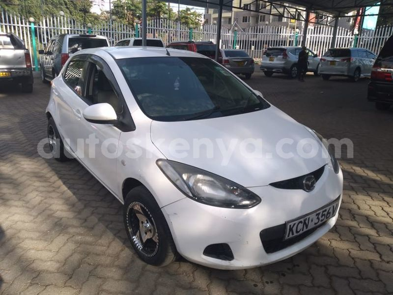Big with watermark mazda demio nairobi nairobi 7683