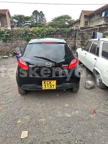 Big with watermark mazda demio nairobi nairobi 7881