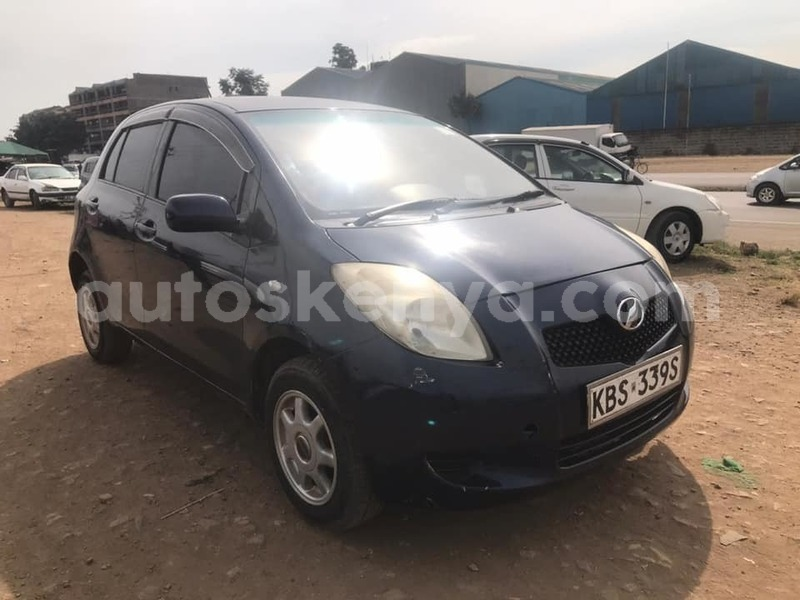 Big with watermark toyota vitz nairobi nairobi 7911