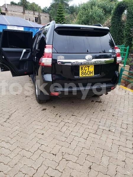 Big with watermark toyota land cruiser prado nairobi nairobi 7939