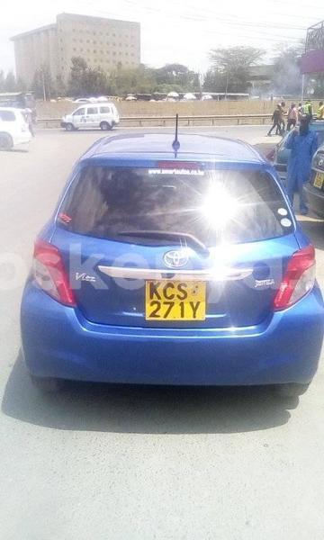 Big with watermark toyota vitz nairobi nairobi 7961