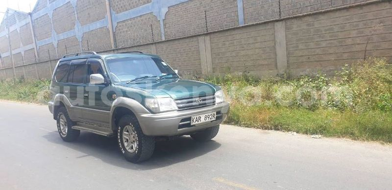 Big with watermark toyota land cruiser prado nairobi nairobi 7971