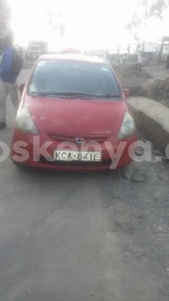 Big with watermark honda fit nairobi nairobi 7972